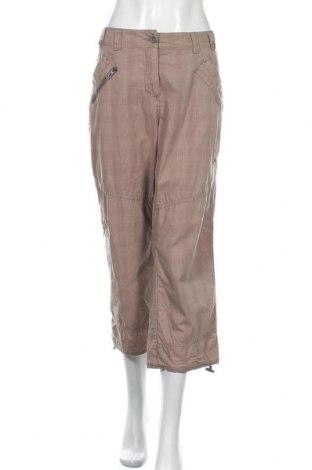 Дамски панталон Cecil, Размер XL, Цвят Бежов, Памук, Цена 4,48лв.