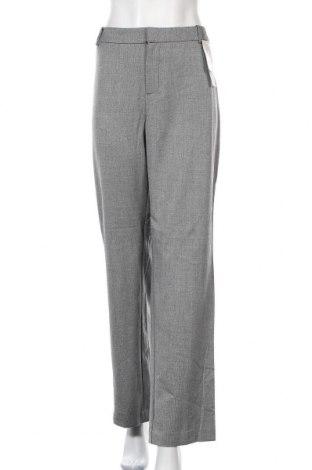 Дамски панталон Charter Club, Размер XL, Цвят Сив, 67% полиестер, 29% вискоза, 4% еластан, Цена 18,64лв.
