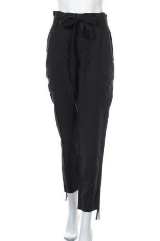 Дамски панталон Cream, Размер S, Цвят Черен, 90% вискоза, 10% полиестер, Цена 16,84лв.