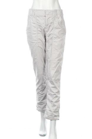 Дамски панталон Drykorn for beautiful people, Размер M, Цвят Сив, 97% памук, 3% еластан, Цена 16,55лв.