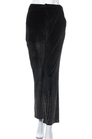 Дамски панталон Fashion Union, Размер XL, Цвят Черен, 95% полиестер, 5% еластан, Цена 24,59лв.