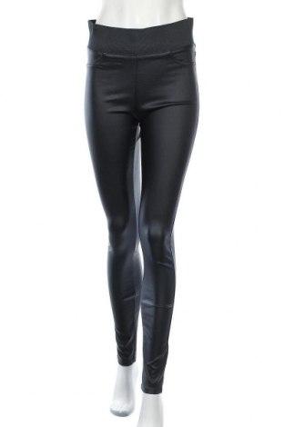 Дамски панталон Free Quent, Размер S, Цвят Син, 76% вискоза, 21% полиамид, 3% еластан, Цена 17,70лв.