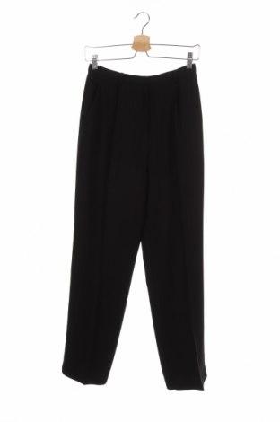 Дамски панталон Geoffrey Beene, Размер XS, Цвят Черен, 98% полиестер, 2% вискоза, Цена 5,51лв.