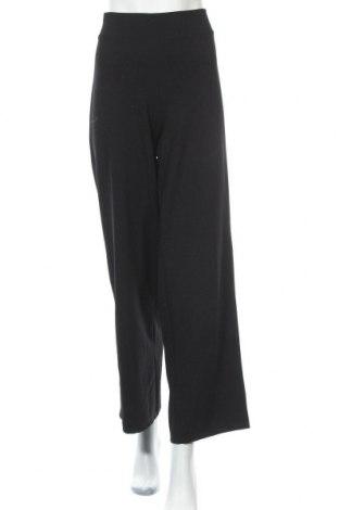 Дамски панталон Gina Tricot, Размер M, Цвят Черен, 96% полиестер, 4% еластан, Цена 17,15лв.