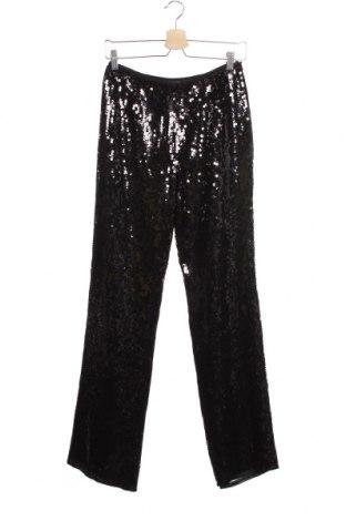 Дамски панталон INC International Concepts, Размер XS, Цвят Черен, Коприна, полиестер, Цена 14,70лв.