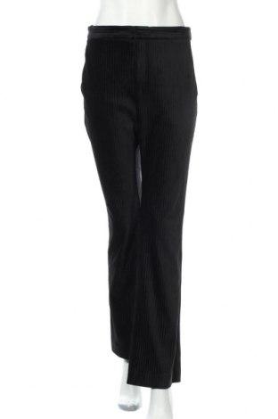 Дамски панталон In Wear, Размер M, Цвят Черен, Полиестер, Цена 8,78лв.