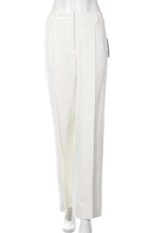 Дамски панталон Ivy & Oak, Размер L, Цвят Бял, 54% вискоза, 37% тенсел, 9% еластан, Цена 47,00лв.