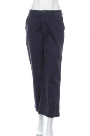 Pantaloni de femei Joseph Janard, Mărime S, Culoare Albastru, 97% bumbac, 3% elastan, Preț 45,63 Lei