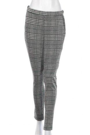 Дамски панталон Kaffe, Размер M, Цвят Многоцветен, 44% полиестер, 26% памук, 24% вискоза, 6% еластан, Цена 22,86лв.