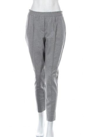 Дамски панталон Madeleine, Размер M, Цвят Сив, 66% вискоза, 28% полиамид, 6% еластан, Цена 37,49лв.