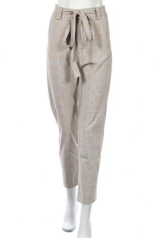 Γυναικείο παντελόνι Maje, Μέγεθος S, Χρώμα  Μπέζ, 64% πολυεστέρας, 34% βισκόζη, 2% ελαστάνη, Τιμή 49,16€