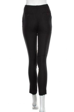 Γυναικείο παντελόνι Massimo Dutti, Μέγεθος XS, Χρώμα Μαύρο, 60% βισκόζη, 39% μαλλί, 1% ελαστάνη, Τιμή 46,01€