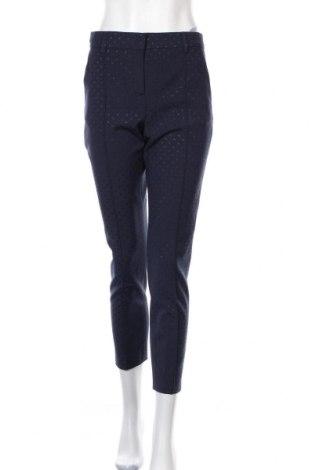 Γυναικείο παντελόνι Max&Co., Μέγεθος S, Χρώμα Μπλέ, 67% πολυεστέρας, 31% βαμβάκι, 2% ελαστάνη, Τιμή 54,74€
