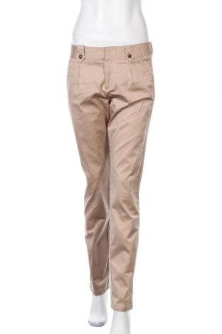 Γυναικείο παντελόνι Mexx, Μέγεθος M, Χρώμα  Μπέζ, Τιμή 11,78€
