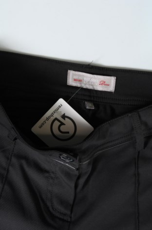 Дамски панталон Milano Italy, Размер XS, Цвят Черен, Полиестер, 45% памук, 5% еластан, Цена 6,56лв.