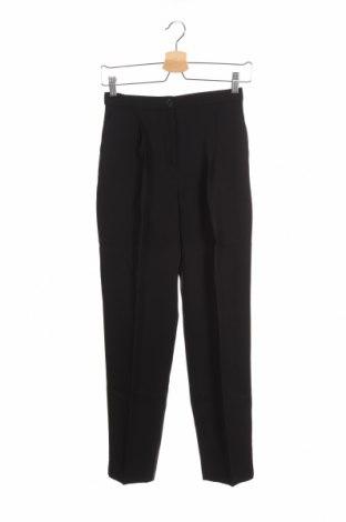 Дамски панталон Monki, Размер XS, Цвят Черен, Полиестер, Цена 12,98лв.