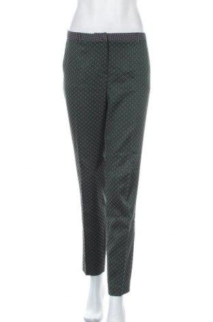 Дамски панталон More & More, Размер M, Цвят Зелен, 54% вискоза, 44% полиестер, 2% еластан, Цена 8,52лв.