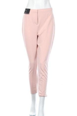 Дамски панталон New Look, Размер M, Цвят Розов, 75% полиестер, 20% вискоза, 5% еластан, Цена 14,93лв.