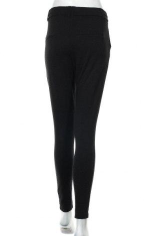 Дамски панталон ONLY, Размер S, Цвят Черен, 63% вискоза, 32% полиамид, 5% еластан, Цена 42,00лв.