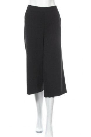 Дамски панталон Object, Размер M, Цвят Черен, 62% полиестер, 33% вискоза, 5% еластан, Цена 44,25лв.