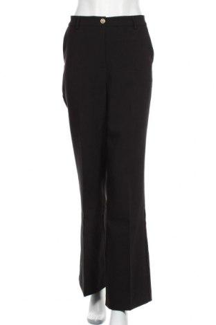 Дамски панталон Orsay, Размер M, Цвят Черен, 72% полиестер, 21% вискоза, 7% еластан, Цена 20,39лв.