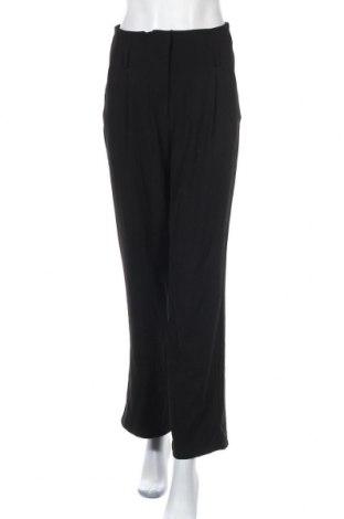Дамски панталон Pimkie, Размер S, Цвят Черен, 92% полиестер, 8% еластан, Цена 5,40лв.