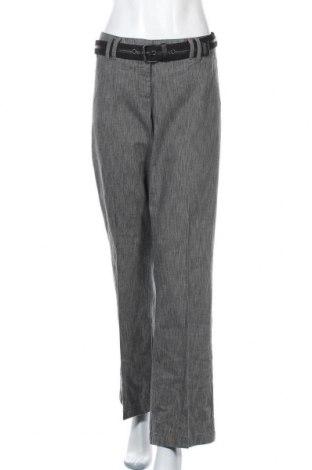 Γυναικείο παντελόνι S.Oliver, Μέγεθος L, Χρώμα Γκρί, Βαμβάκι, Τιμή 13,49€