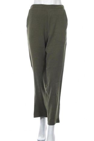 Γυναικείο παντελόνι Six Ames, Μέγεθος S, Χρώμα Πράσινο, Πολυεστέρας, Τιμή 8,70€
