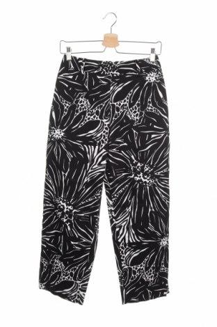 Дамски панталон Talbots, Размер XS, Цвят Черен, 97% памук, 3% еластан, Цена 7,61лв.