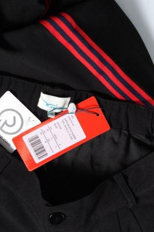 Дамски панталон Twintip, Размер M, Цвят Черен, 63% полиестер, 33% вискоза, 4% еластан, Цена 15,86лв.