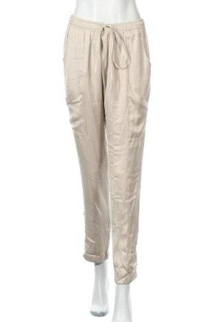 Дамски панталон Verge, Размер M, Цвят Екрю, Полиестер, Цена 10,76лв.