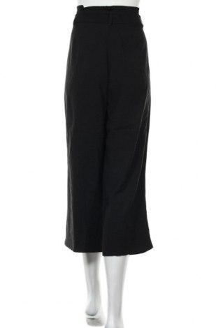 Дамски панталон Vero Moda, Размер L, Цвят Черен, 93% вискоза, 7% полиестер, Цена 19,47лв.