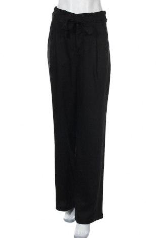Дамски панталон Vero Moda, Размер S, Цвят Черен, Лиосел, Цена 49,50лв.