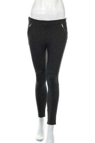 Дамски панталон Vero Moda, Размер S, Цвят Сив, 68% вискоза, 28% полиамид, 4% еластан, Цена 18,69лв.