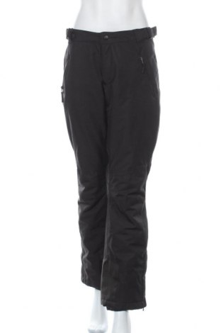 Дамски панталон за зимни спортове Crane, Размер M, Цвят Черен, Полиестер, Цена 13,59лв.