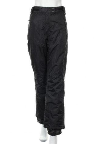 Дамски панталон за зимни спортове Crivit, Размер M, Цвят Черен, Полиестер, Цена 13,97лв.