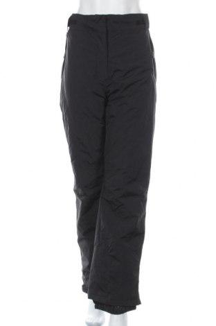 Дамски панталон за зимни спортове Crivit, Размер XL, Цвят Черен, Полиамид, Цена 21,37лв.