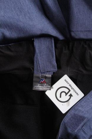 Дамски панталон за зимни спортове Peak Mountain, Размер XXL, Цвят Син, 94% полиестер, 6% еластан, Цена 31,80лв.