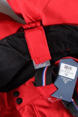 Дамски панталон за зимни спортове Peak Mountain, Размер M, Цвят Червен, 94% полиестер, 6% еластан, Цена 67,60лв.