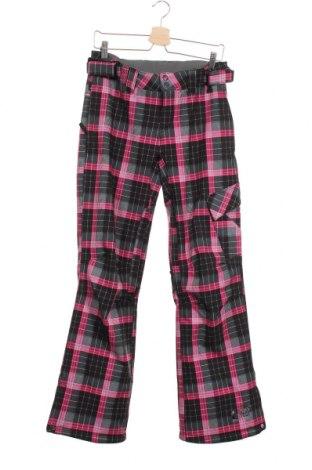 Дамски панталон за зимни спортове Protest, Размер XS, Цвят Многоцветен, 84% полиестер, 16% еластан, Цена 55,13лв.