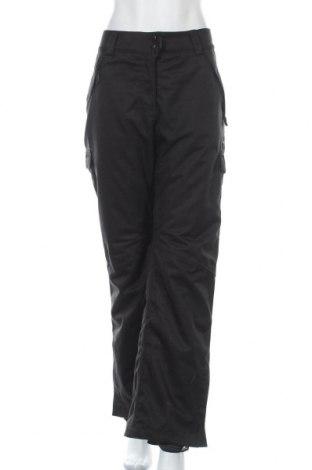 Дамски панталон за зимни спортове Vittorio Rossi, Размер M, Цвят Черен, Полиестер, Цена 17,48лв.