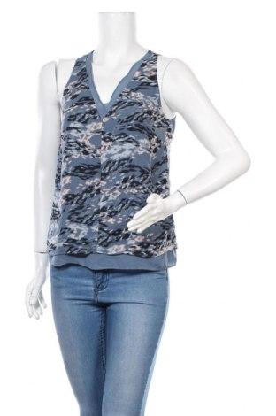 Γυναικείο αμάνικο μπλουζάκι Banana Republic, Μέγεθος S, Χρώμα Μπλέ, Πολυεστέρας, Τιμή 7,79€