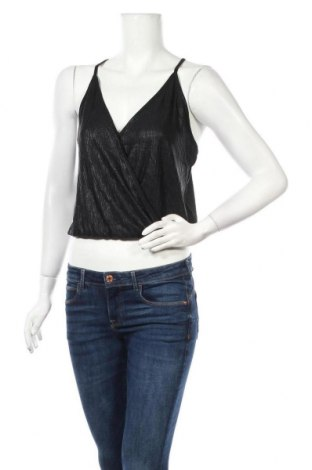 Дамски потник Bardot, Размер M, Цвят Черен, 93% полиестер, 7% еластан, Цена 3,00лв.