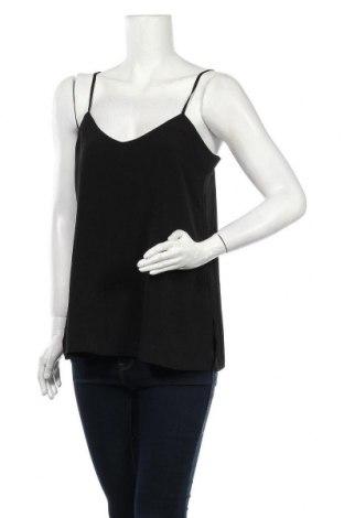 Γυναικείο αμάνικο μπλουζάκι Closet London, Μέγεθος M, Χρώμα Μαύρο, Πολυεστέρας, Τιμή 6,35€
