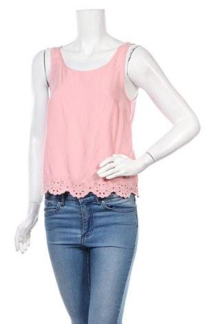 Γυναικείο αμάνικο μπλουζάκι H&M Divided, Μέγεθος S, Χρώμα Ρόζ , Βισκόζη, Τιμή 9,74€