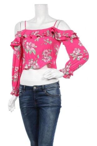Γυναικεία μπλούζα H&M Divided, Μέγεθος XXS, Χρώμα Πολύχρωμο, Τιμή 9,74€