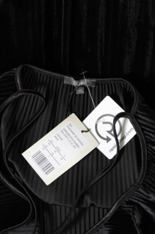 Дамски потник Kiomi, Размер M, Цвят Черен, 10% еластан, 90% полиестер, Цена 8,51лв.
