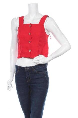 Дамски потник New Look, Размер M, Цвят Червен, Полиестер, Цена 6,86лв.