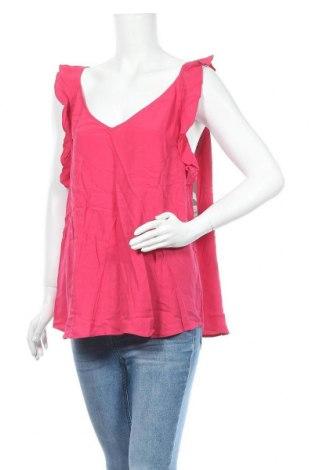 Дамски потник Sussan, Размер XL, Цвят Розов, Вискоза, Цена 16,07лв.