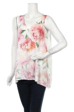 Γυναικείο αμάνικο μπλουζάκι Suzanne Grae, Μέγεθος M, Χρώμα Πολύχρωμο, Πολυεστέρας, βισκόζη, ελαστάνη, Τιμή 7,17€